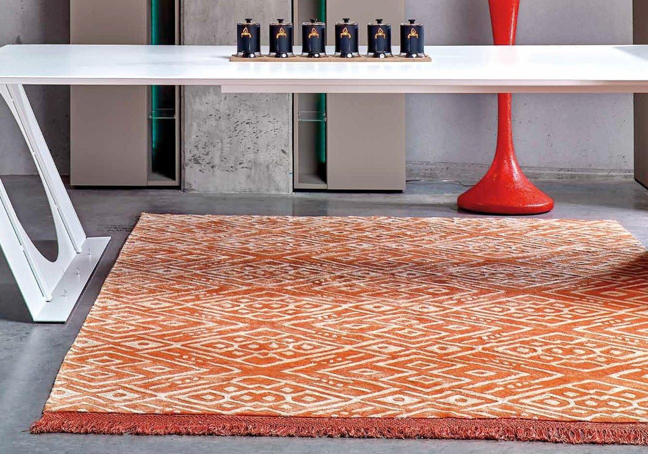Idee come pulire il tappeto in fibre naturali arredaclick