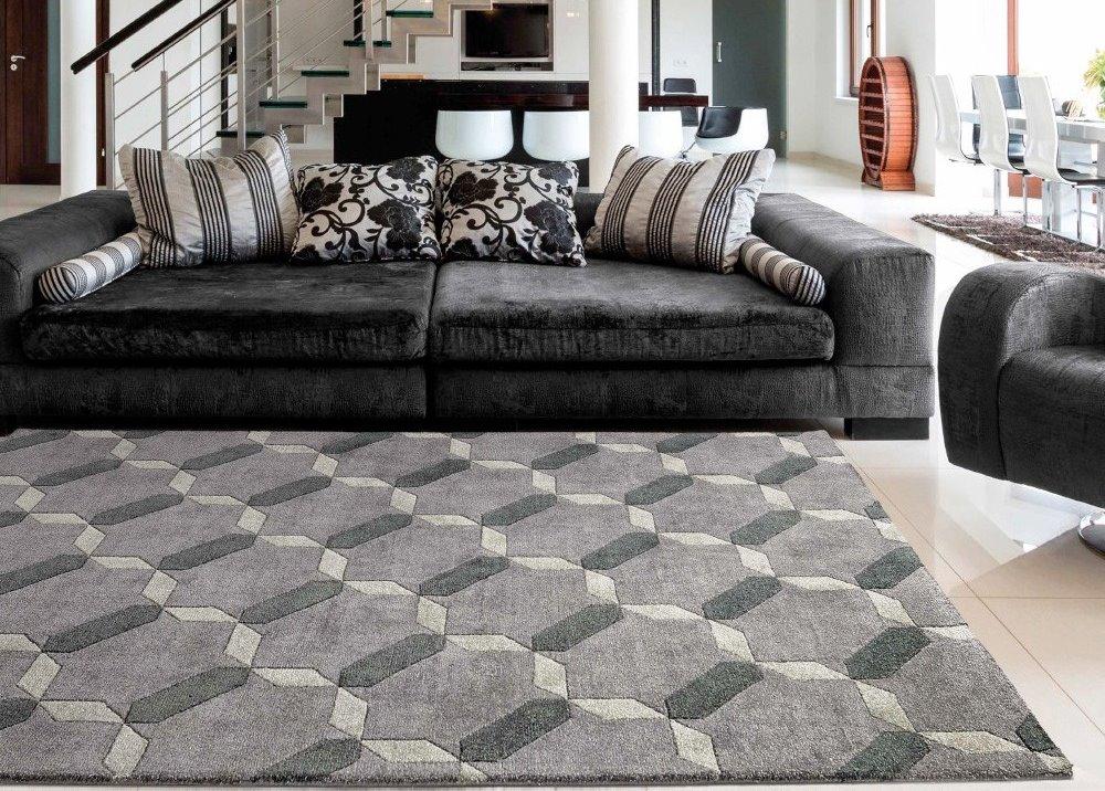 Tappeti fibre naturali idee per il design della casa - Pulire tappeti in casa ...