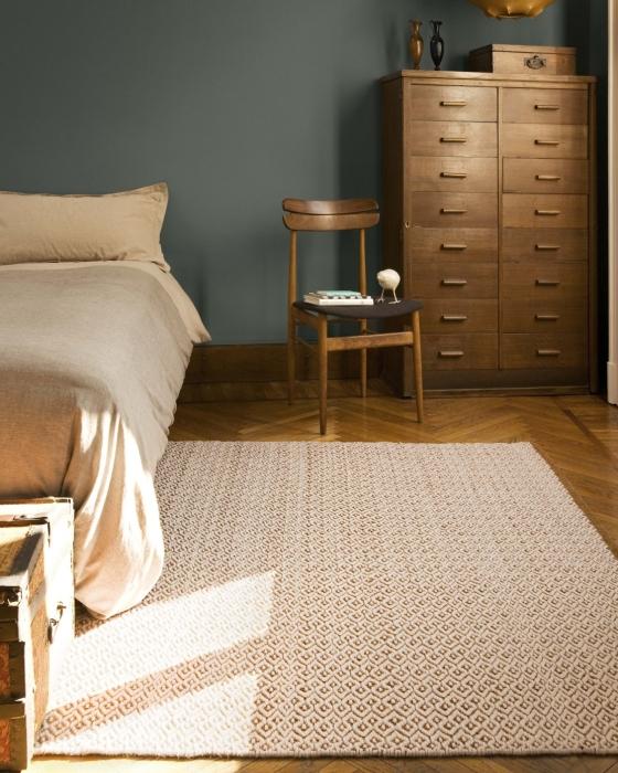 Arredaclick blog come posizionare un tappeto in salotto sala da pranzo e camera da letto - Tappeti camera da letto ...