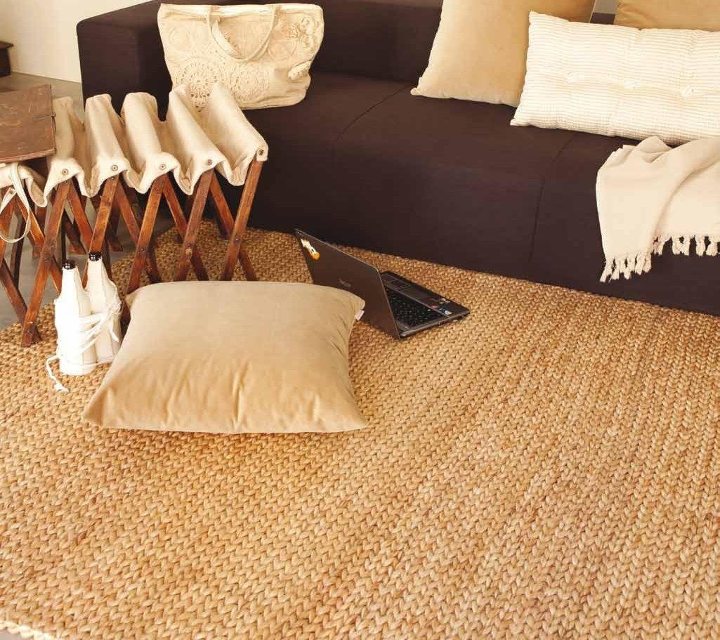 Idee come pulire il tappeto in fibre naturali arredaclick - Tappeti grandi ikea ...