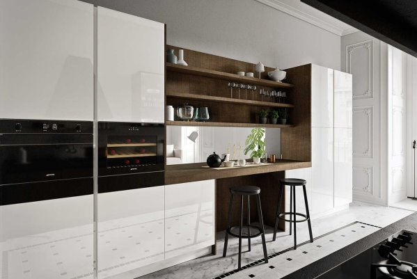 Idee - Come pulire una cucina laccata lucida - ARREDACLICK