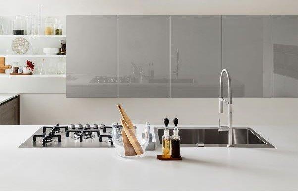 Idee - Come pulire una cucina laccata lucida - DIOTTI.COM