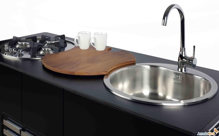 Idee - Una mini cucina per arredare una piccola casa - ARREDACLICK