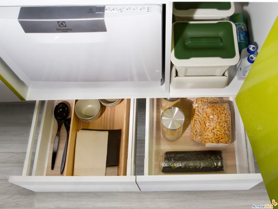 ARREDACLICK BLOG - Una mini cucina per arredare una piccola casa - ARREDACLICK