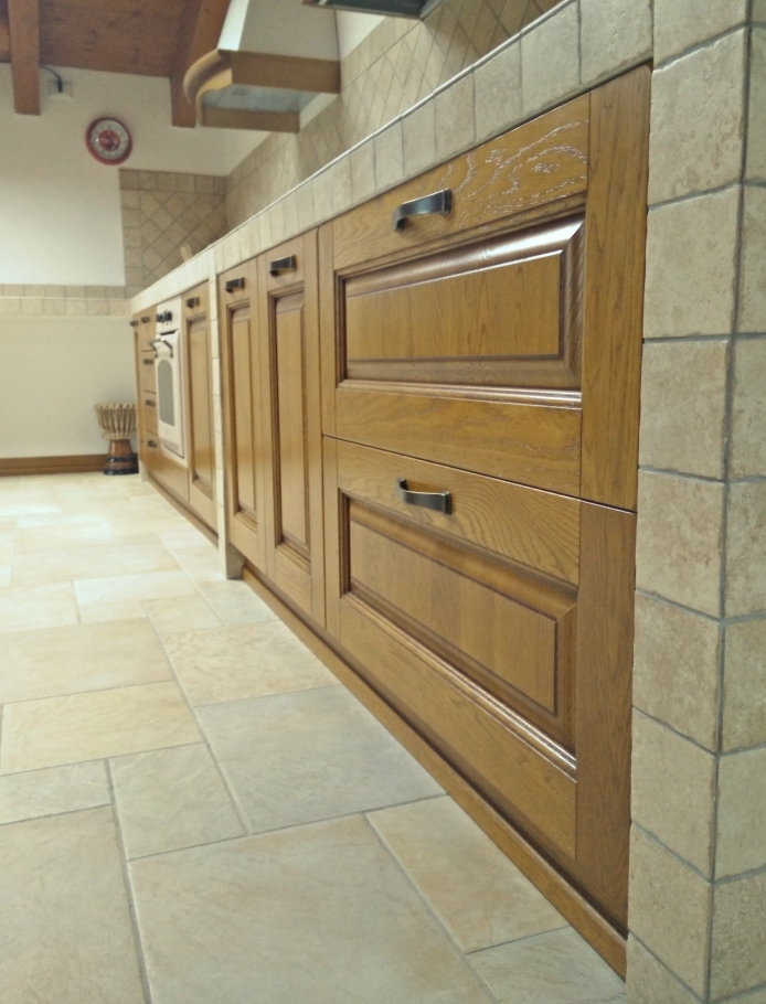 ARREDACLICK BLOG - Il progetto di Andrea: mobili per la cucina in ...