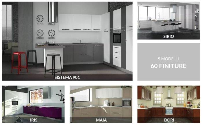 cucine moderne cucine moderne piccole cucine piccole ...