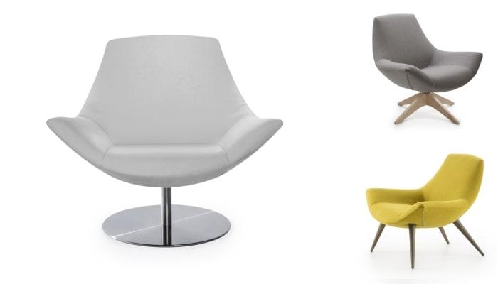 Poltrona Agata Lounge, collezione diotti.com