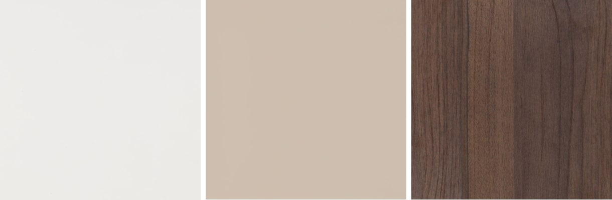 Palette di colori principali scelti per la cameretta