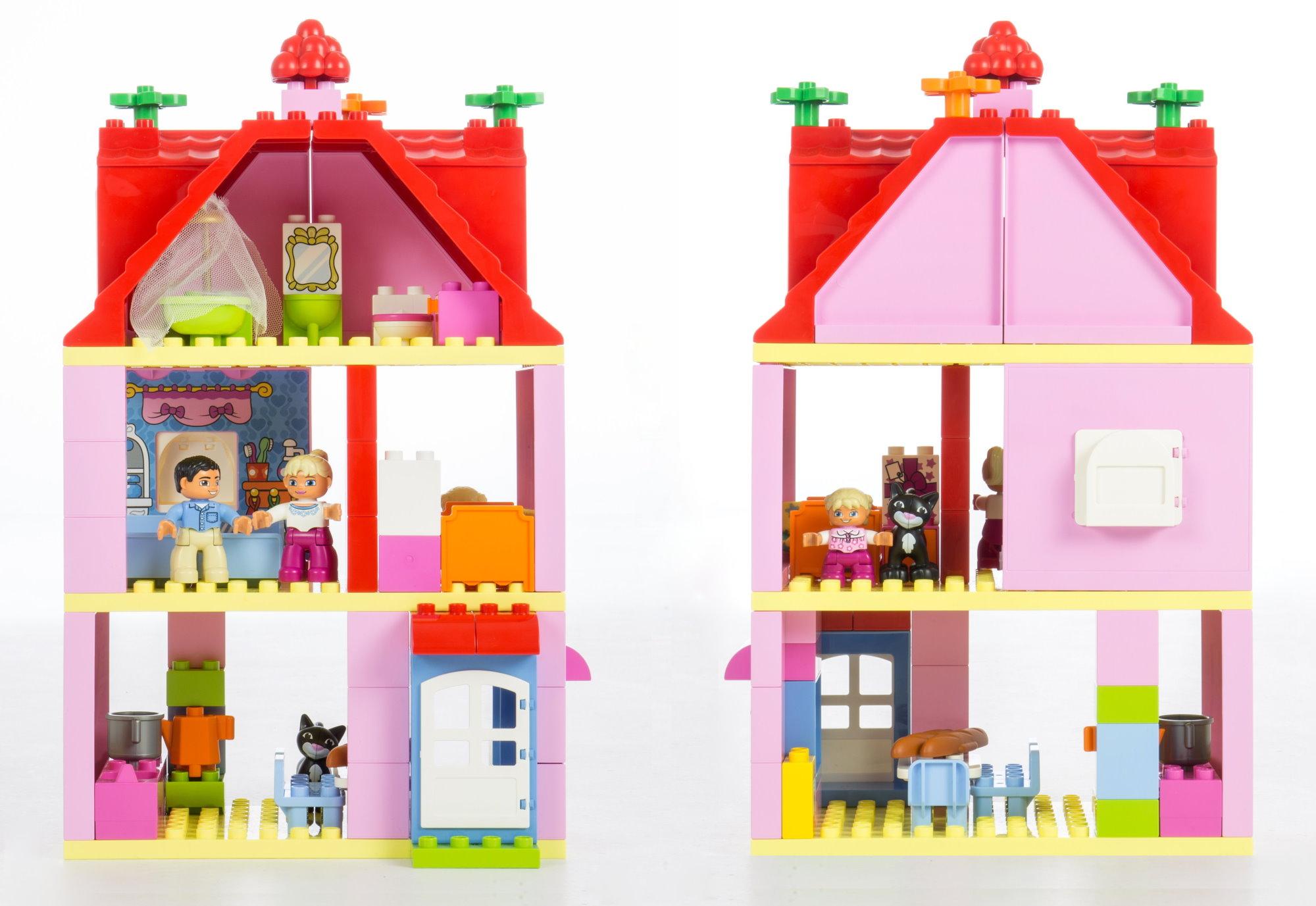 Arredaclick blog come arredare la casa pi piccola del for Piani casa stretta casa