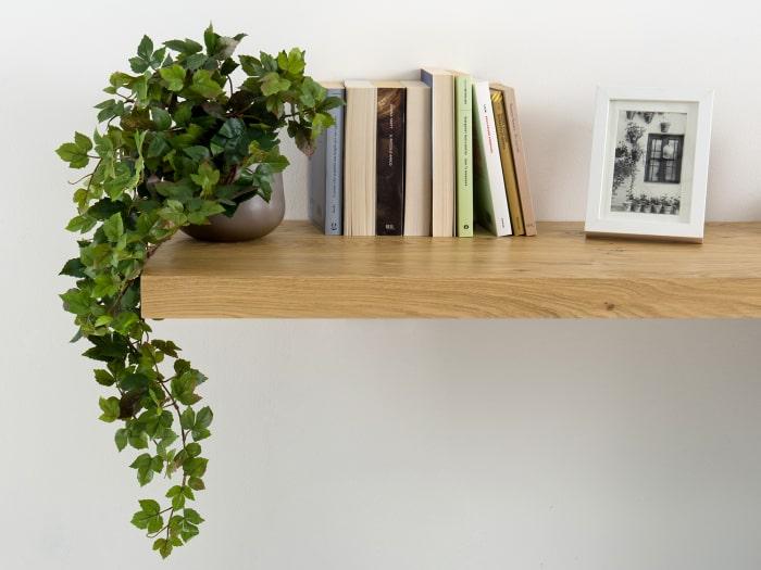 Mensola su misura in legno Alma