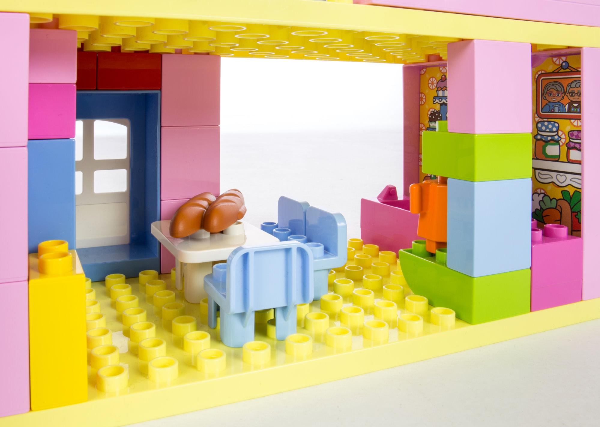 Arredaclick blog come arredare la casa pi piccola del for Piani della casa del barndominio