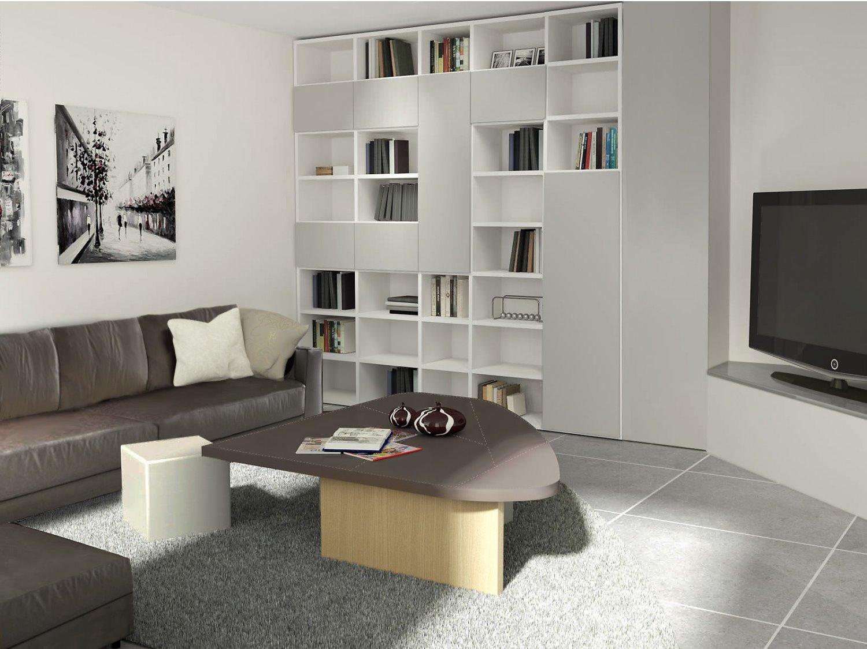Arredare parete soggiorno awesome pareti attrezzate per - Arredare soggiorno moderno ...