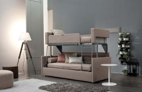 Divani letto comodi idee per il design della casa - Divani letto a castello ikea ...