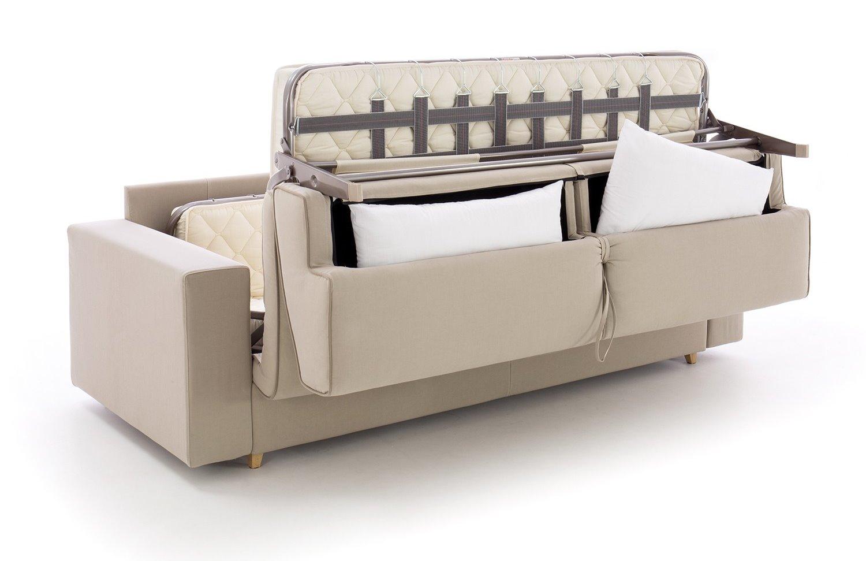 Arredaclick blog soggiorno trasformabile in camera - Camera da letto con divano ...
