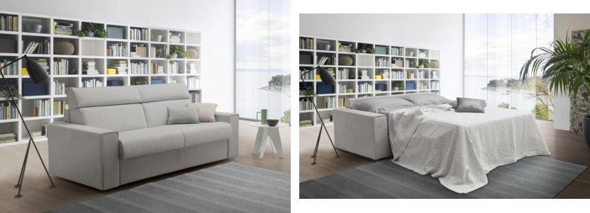 Arredaclick blog divano letto comodo esiste arredaclick - Divano letto comodo uso quotidiano ...