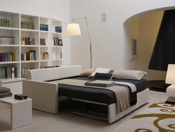 Arredaclick blog divano letto comodo esiste arredaclick - Trasformare un divano fisso in divano letto ...