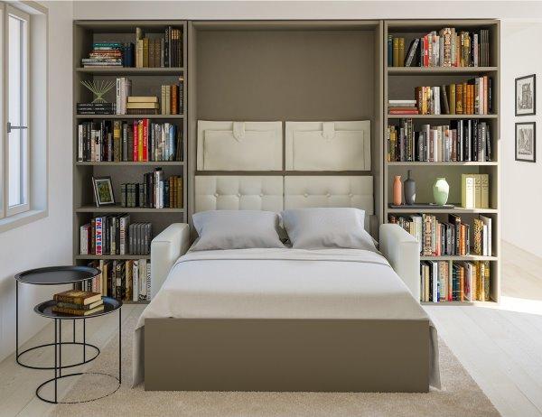 Idee divano letto comodo esiste arredaclick for Camera da letto con divano
