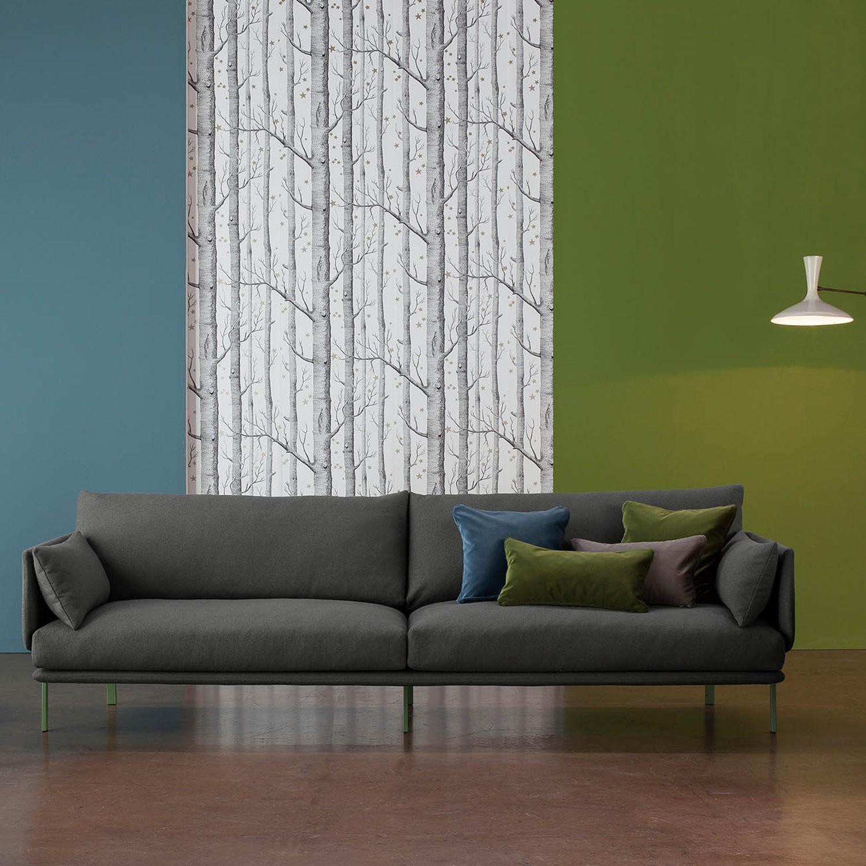 Idee tendenza urban jungle sfumature di verde in casa arredaclick - Tingere tessuti divano ...