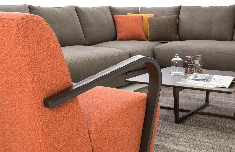 Idee come abbinare divano e poltrona arredaclick for Cosa mettere dietro il divano