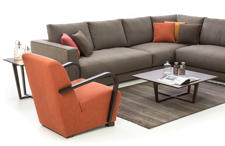 Idee come abbinare divano e poltrona arredaclick for Divano e poltrona