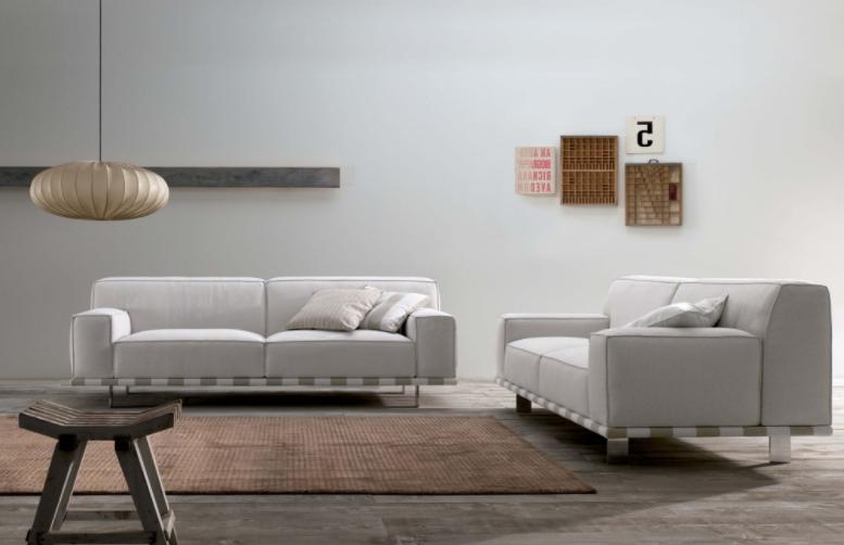 Misure divano 3 posti finest come sfruttare al meglio un - Divano due posti misure ...