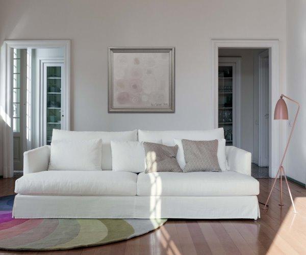 Divani stretti 28 images arredaclick divano 3 posti misure e guida alla divano con - Divano 3 posti misure ...