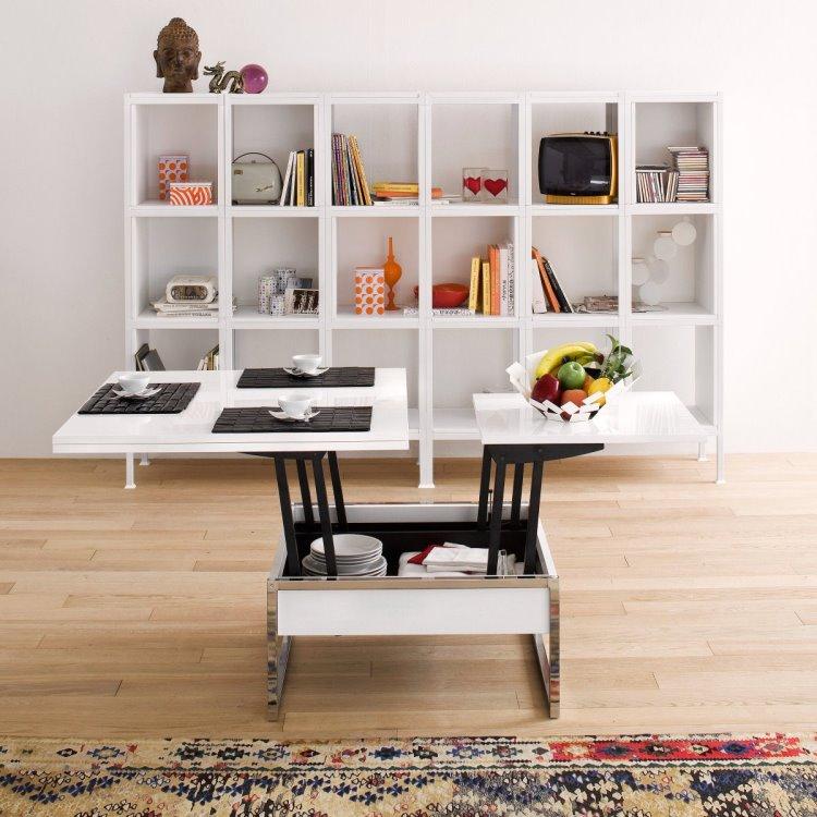 Tavolini Da Salotto Che Si Alzano.Idee Guida All Acquisto Di Un Tavolino Trasformabile Diotti Com
