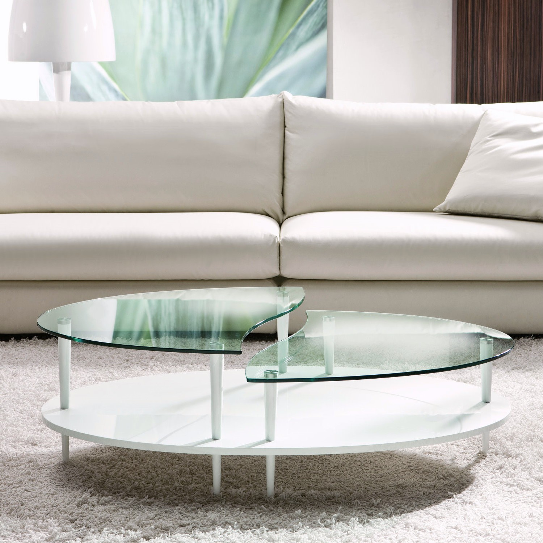 Arredaclick blog come scegliere il tavolino da salotto - Tavolini vetro e ottone ...