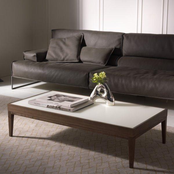 Idee come scegliere il tavolino da salotto arredaclick for Tavolini da salotto bianchi