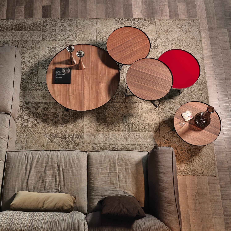 Arredaclick blog come scegliere il tavolino da salotto for Tavolini da salotto rotondi