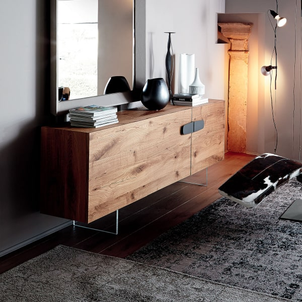 Credenza moderna in legno Nebraska
