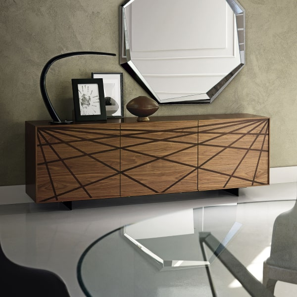 Credenza in noce canaletto Webber