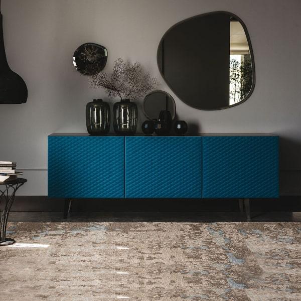 Credenza di design blu Absolut
