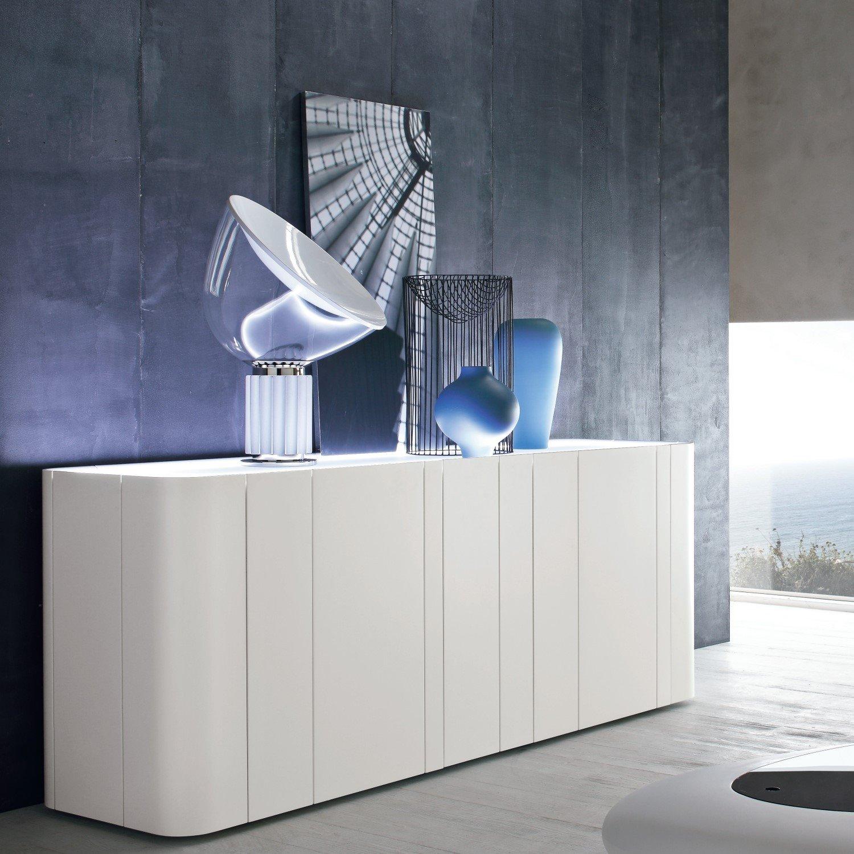 Idee - Credenza bianca, 5 modelli per 5 stili - DIOTTI.COM