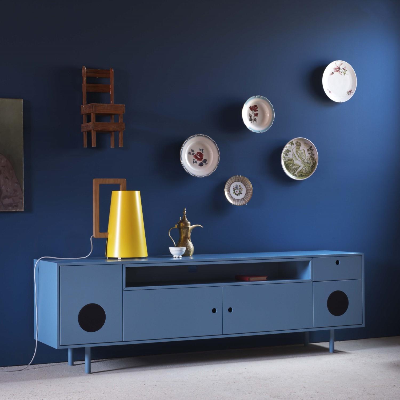 Idee casa in stile hi tech mix di arredamento e tecnologia arredaclick - Casse audio per casa ...