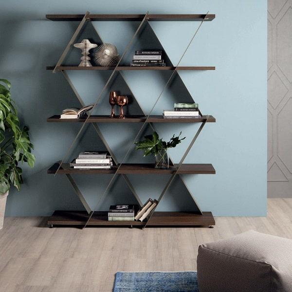 Libreria obliqua Castle