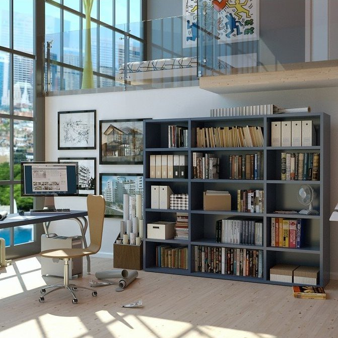 Awesome librerie componibili economiche contemporary for Librerie usato milano