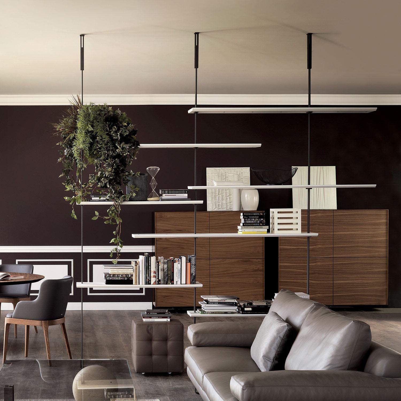 arredaclick blog - come separare gli ambienti senza muri - arredaclick - Arredamento Divisori Cucina Soggiorno 2