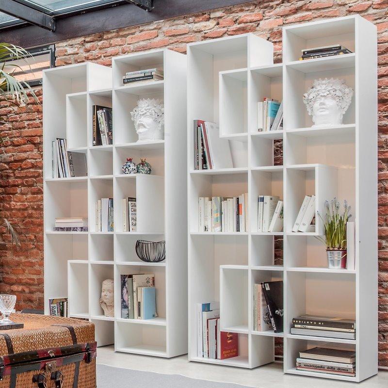Libreria da terra particolare - Libreria Abaco