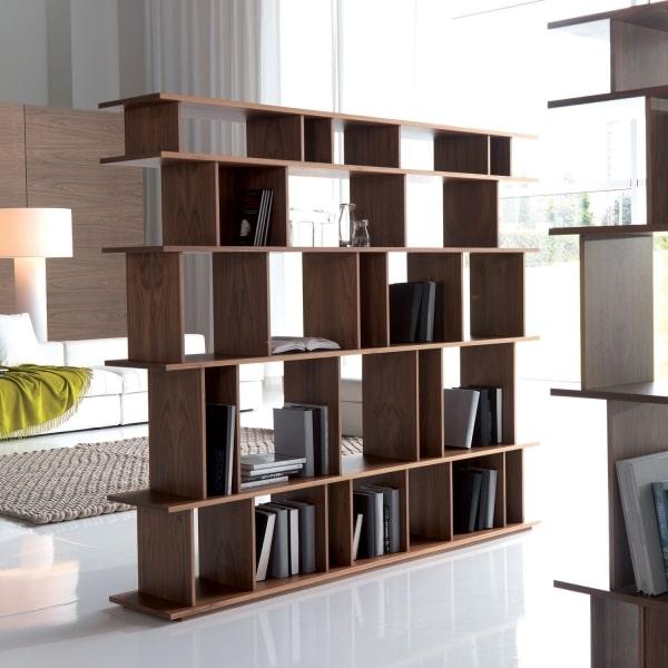 Libreria divisoria di design Loft