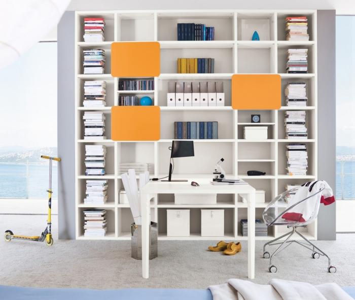 Idee - La camera dei ragazzi: organizzare studio, relax e ...