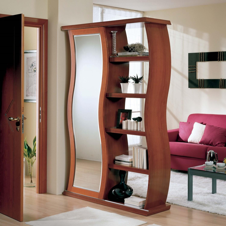 Idee parete attrezzata in ciliegio bellezza senza tempo arredaclick - Mobili particolari per soggiorno ...
