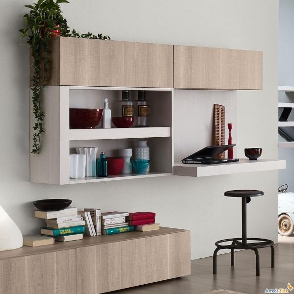 Idee ricavare un angolo computer in soggiorno arredaclick - Mobile soggiorno angolo ...