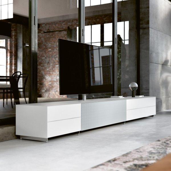Porta tv tecnologico - modello COCOON