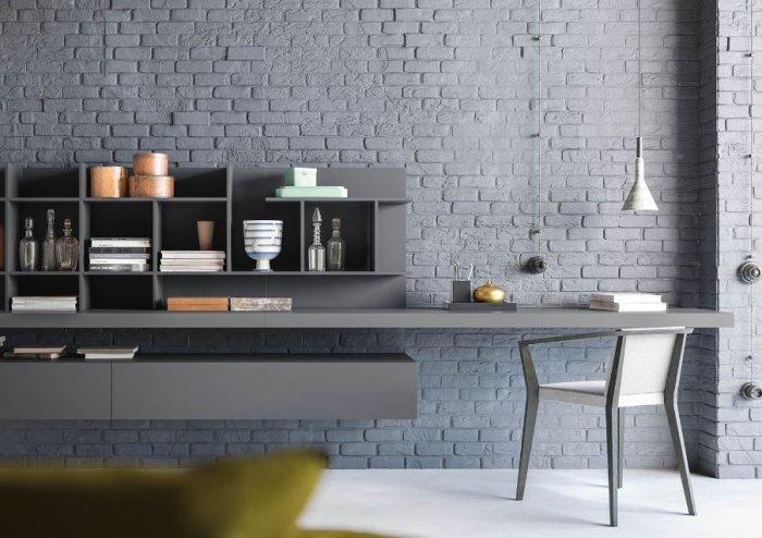 Idee - Ricavare un angolo computer in soggiorno - DIOTTI.COM