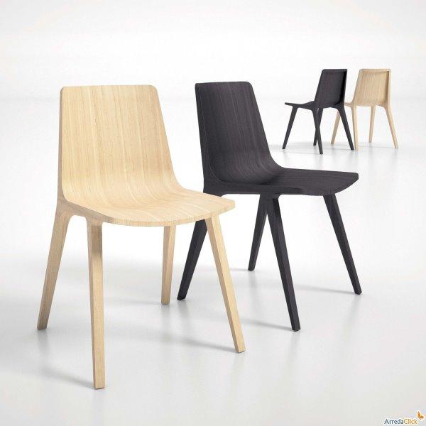Idee lo voglio uguale idee per arredare la sala da for Sedie moderne sala da pranzo
