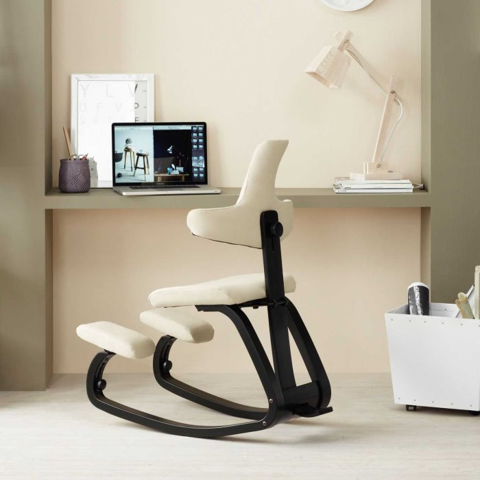 Seduta ergonomica con schienale modellato Thatsit Balans