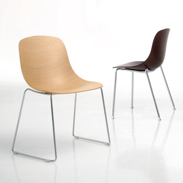 Idee - Sedie in legno moderne: i 45 modelli top - DIOTTI.COM