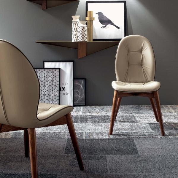 Sedie Da Soggiorno In Legno.Idee Sedie In Legno Moderne I 45 Modelli Top Diotti Com