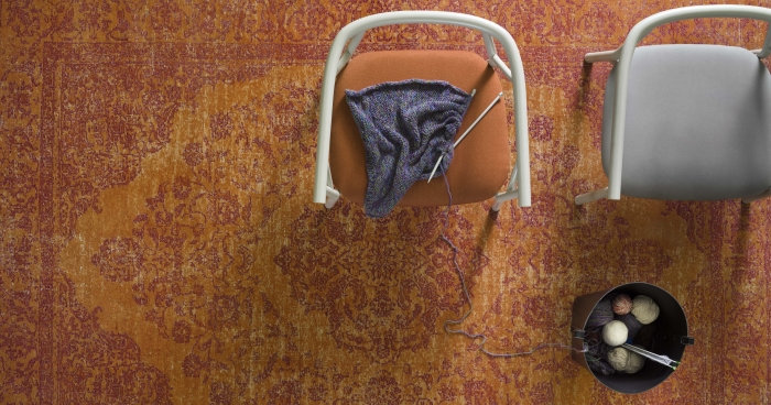 Sedia Pantone Rosa : Idee i colori pantone per l arredamento diotti